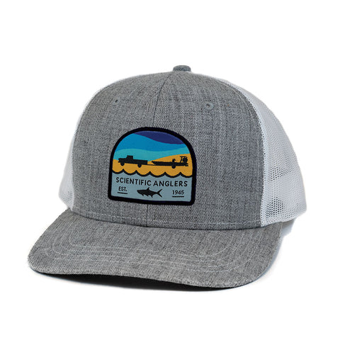 Scientific Anglers Tarpon Heather Gray Cap