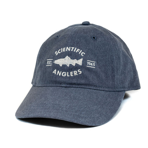 Scientific Anglers Navy Trout Cap