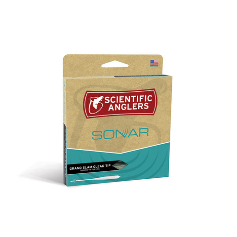 Scientific Anglers Sonar Grand Slam Clear Tip Fly Line