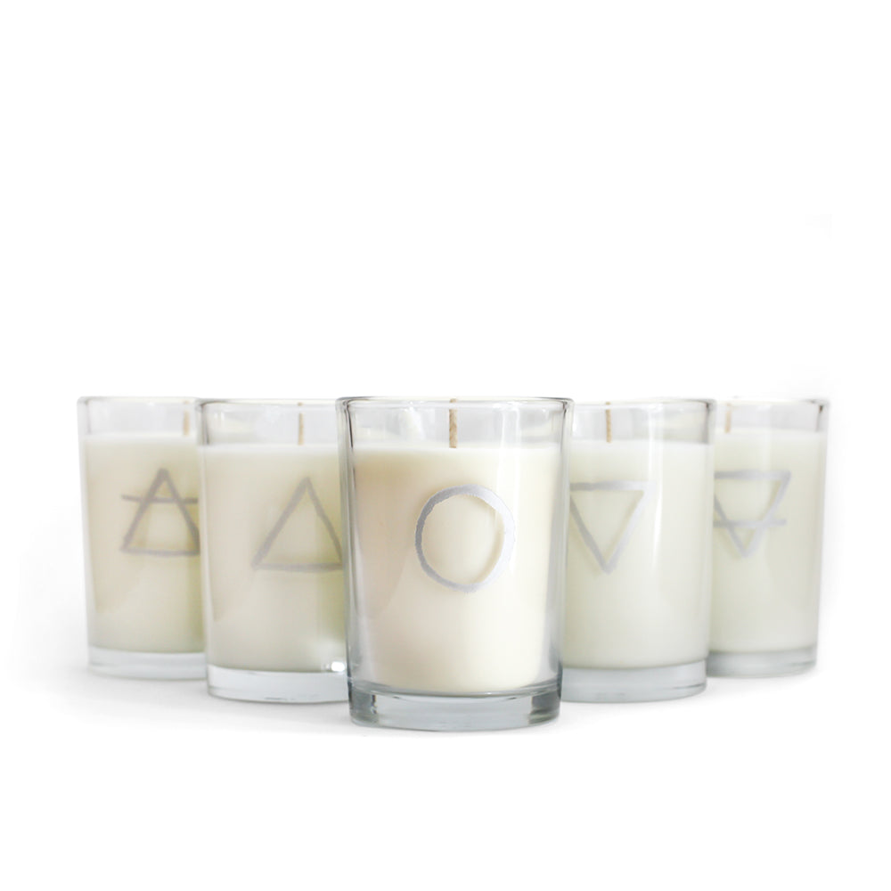 Five Elements Candles