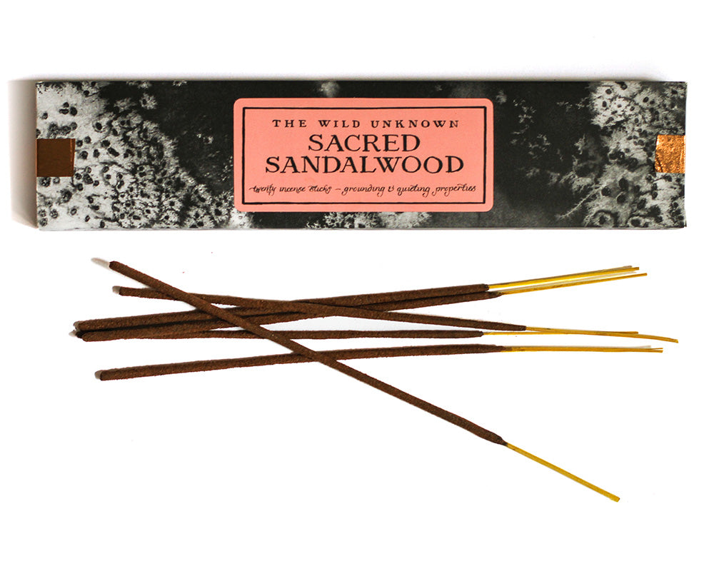 Sacred Sandalwood Incense