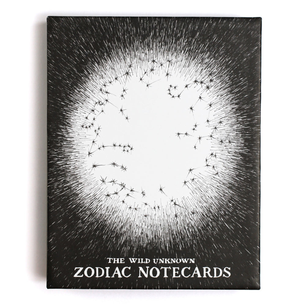 Zodiac Notecards