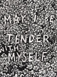 "detail ""May I Be Tender"" Prayer written and illustrated by Kim Krans - Limited Edition Print 