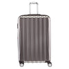 Titanium Large Checked Luggage,Hard Case Suitcase