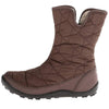 Slip 100% Fabric Winter Boots