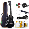 23 Inches Electric Ukulele Beginner Kit
