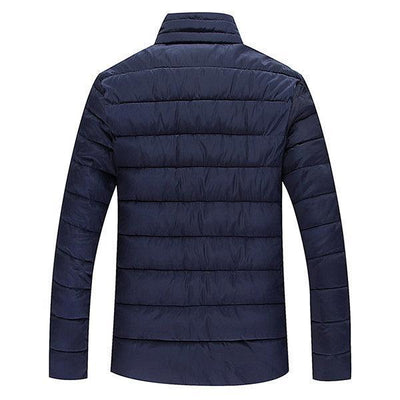 Plus Size 6XL Winter Outdoor Padded Jacket