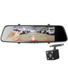 【HOLIDAY SALE】7-Inch Touch Screen Backup with 4 Pin Rear View Reversing Camera