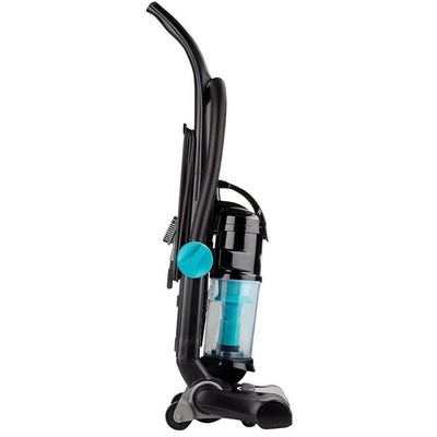 Bagless Upright Vacuum, Blue