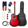 Electric Guitar with Guitar Gig Bag, Built-in EQ