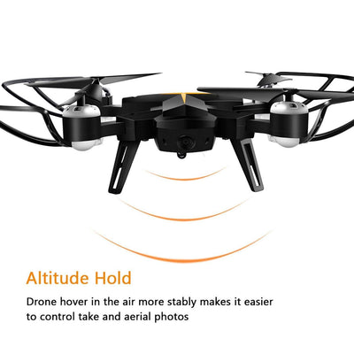 Easy Handling Foldable Drone