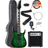 Electric Guitar With Ovangkol Neck Bundle