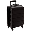 Black Lightweight Wheels Fashion Luggage
