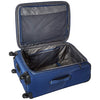 Lightweight Durability Blue Luggage