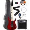 Basswood Electric Guitar With Gig Bag