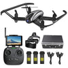 FPV RC Quadcopter With 5 Inch Screen Monitor