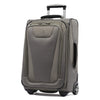 Upright Slate Green Luggage