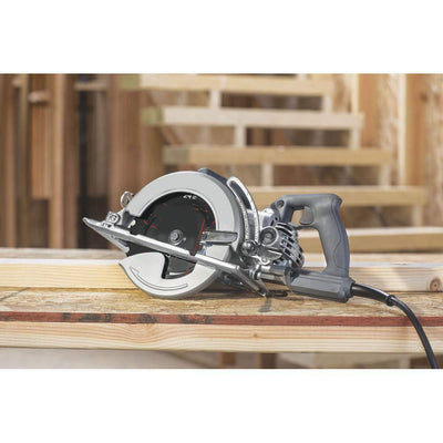 Aluminum Drive Circular Saw With Carbide Blade