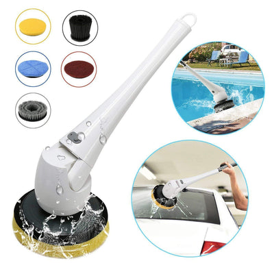 Electric Cordless Spin Cleaning Brush