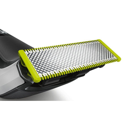 Hybrid Electric Trimmer and Shaver