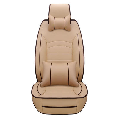 Leather Car Full Surround Seat Cover