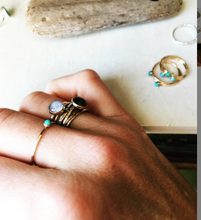 Load image into Gallery viewer, Petite Turquoise Ring