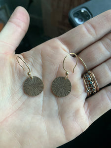 Get Up and Go Earring