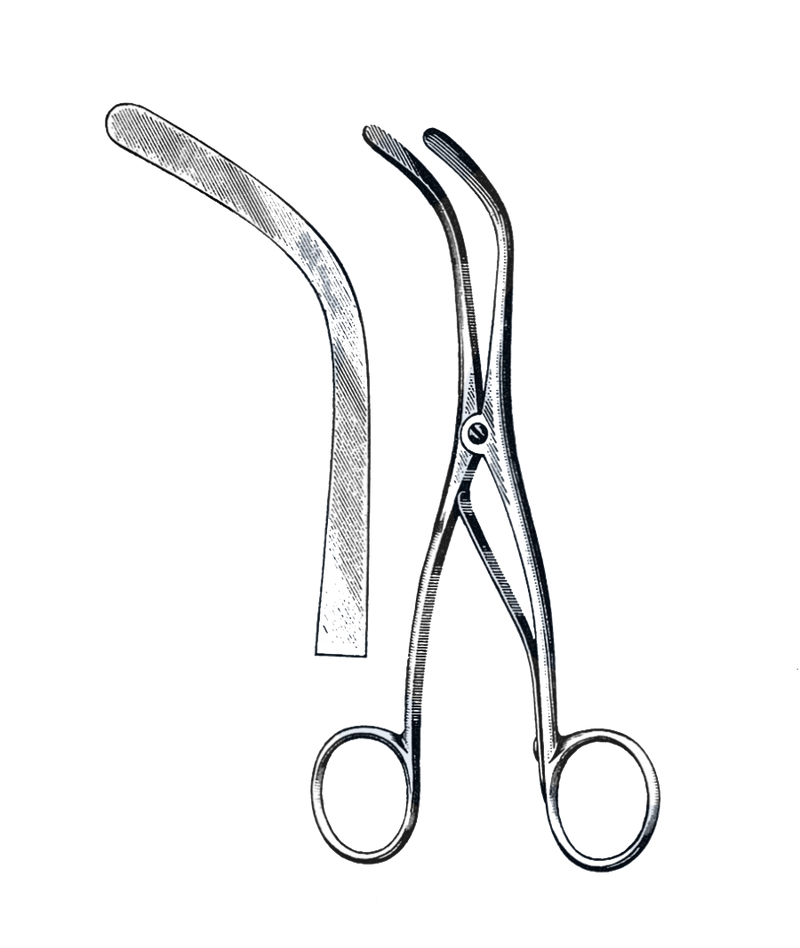 "Trousseau Dilator 5 1/2"" (14 cm) - Garana Industries"