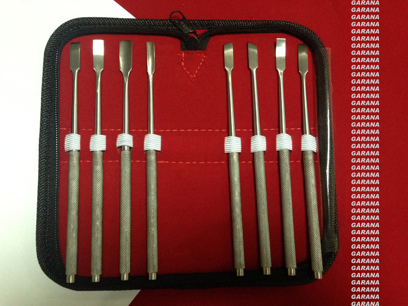 Bone Chisels Set of 8 Pcs