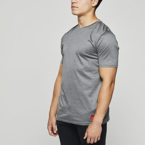 John Charles Designed T-Shirts with Ultra Soft Finish - GREY
