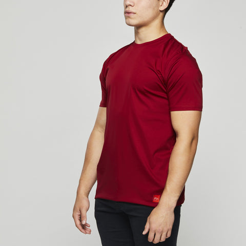 John Charles Designed T-Shirts with Ultra Soft Finish - RED