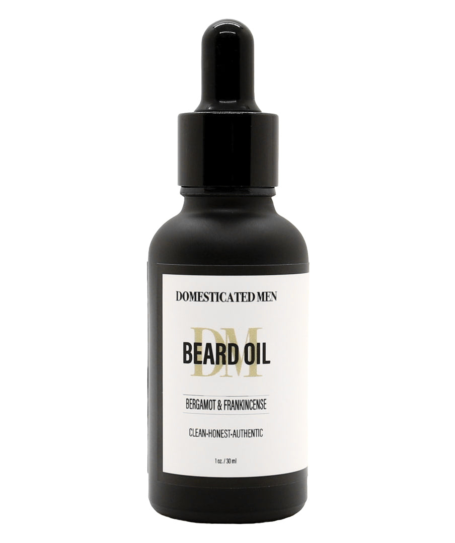 Beard Oil Bergamot & Frankincense