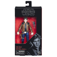 "Star Wars: The Black Series 6"" Han Solo (Solo A Star Wars Story)"