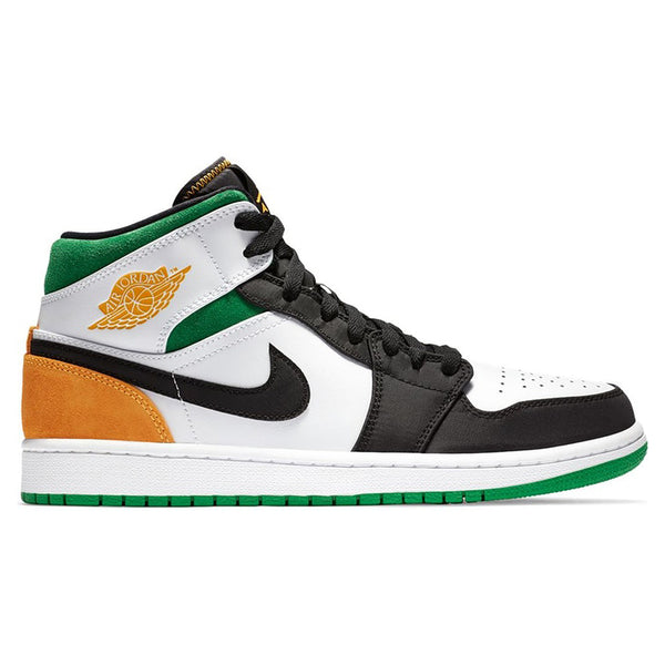 "Retro 1 Mid ""Lucky Green"""