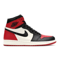 "Retro 1 High ""Bred Toe"""