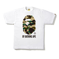 First Camo by Bathing Ape Tee White