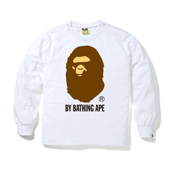By Bathing Ape L/S White