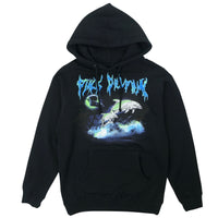 Midnight Ride Hoodie Black