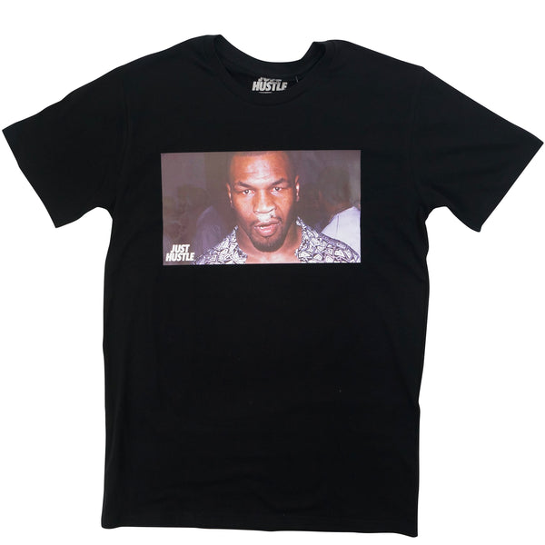 Tyson Hustle Tee Black