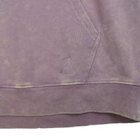 Vintage Washed Hoodie Elderberry