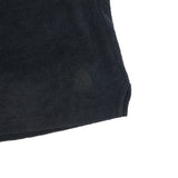 Terry Toweling Short Black