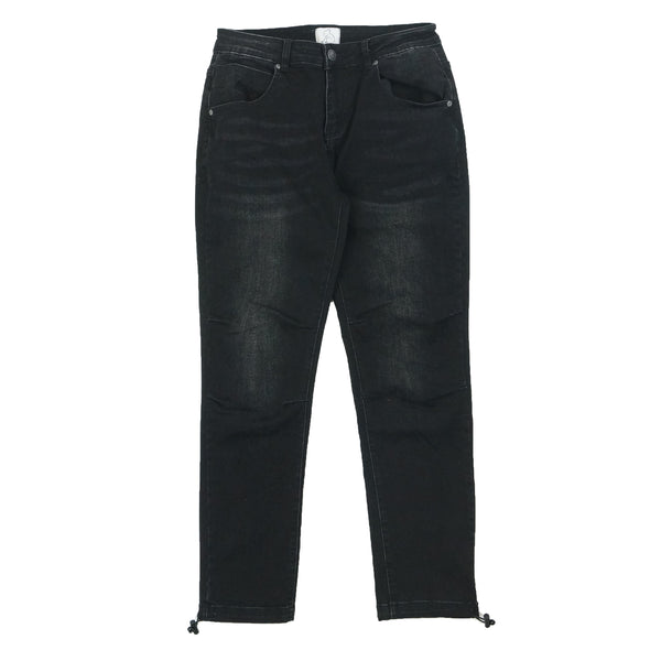 Combat Denim Vintage Black