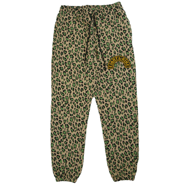 Cheetah Camo Cozy Sweatpants