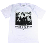 In the Game Tee White