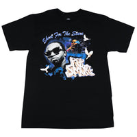 Pop Smoke Tee Black
