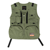 Utility Multi Pocket Vest