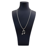 Music Note 24inch Chain