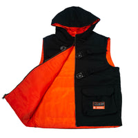 Padding Vest With Pockets