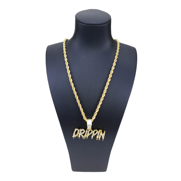 Drippin 24 Inches Chain