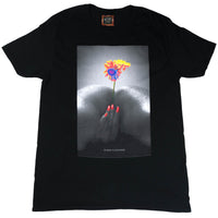 Sunflower Tee Black